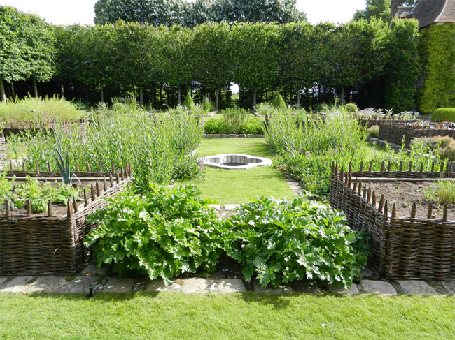 Bois Richeux középkori kertek