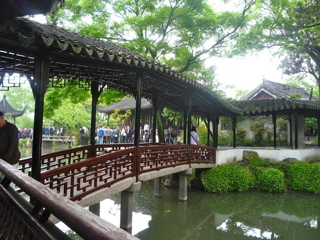 Suzhou kert