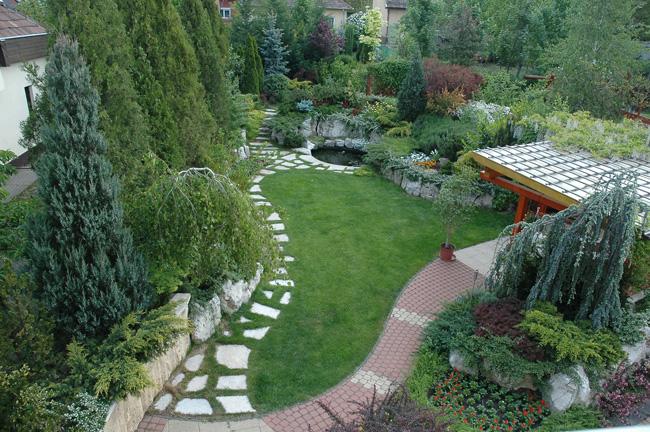 Lőrinci kert