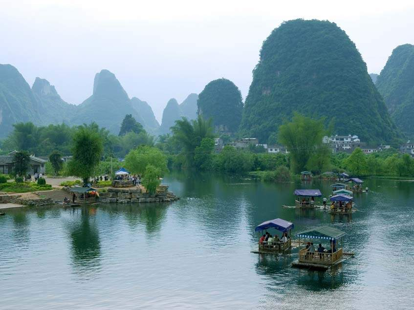 Guilin hegység