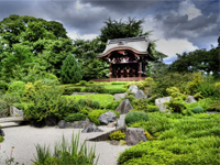 Kew garden, kínai pagoda
