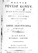 Magyar Füvész Könyv