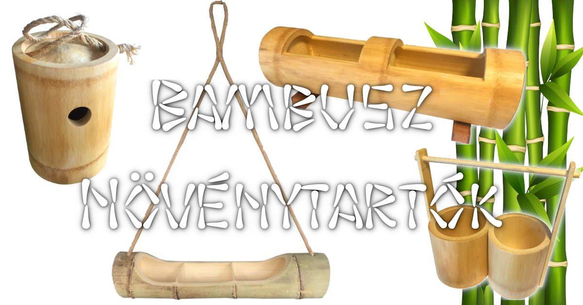 egyedi bambuszkaspók
