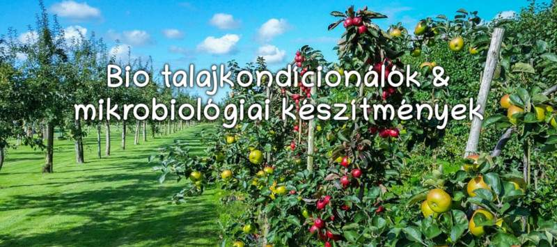 Bio növénytápok