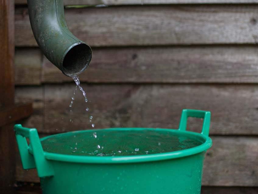 esővízgyűjtés