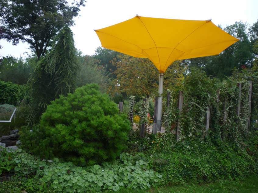 esővízgyűjtő ernyő