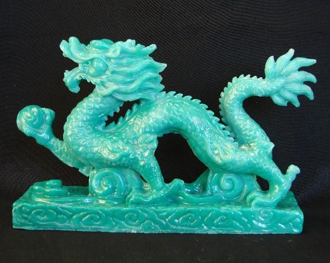 zöld sárkány