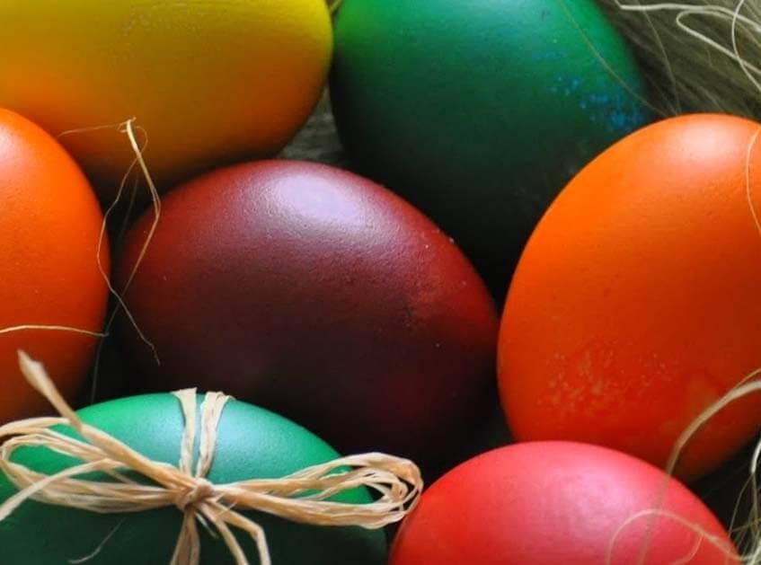 husvéti tojások