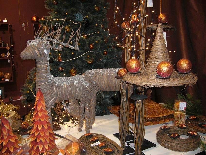 újra felhasználható karácsonyi-dekoráció