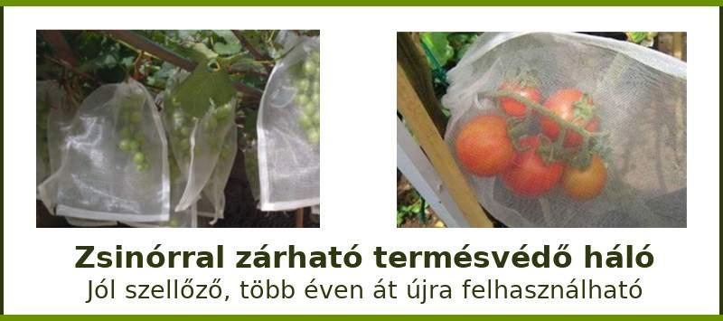 termésvédő háló