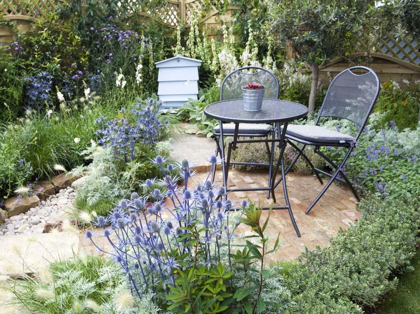 könnyed kerti bútorok