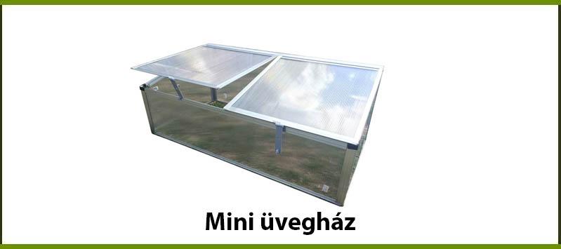 mini üvegház banner