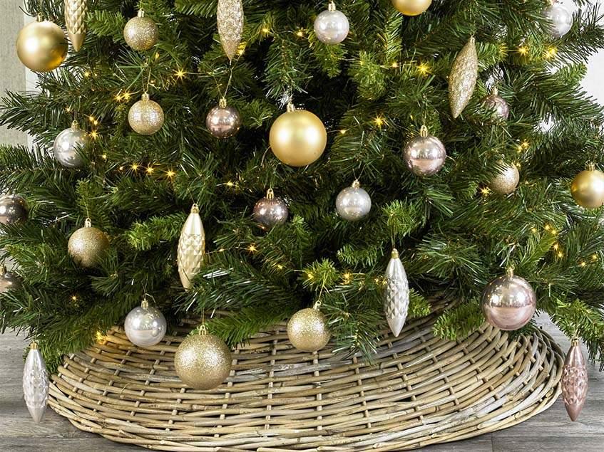 műfenyő karácsonyfa