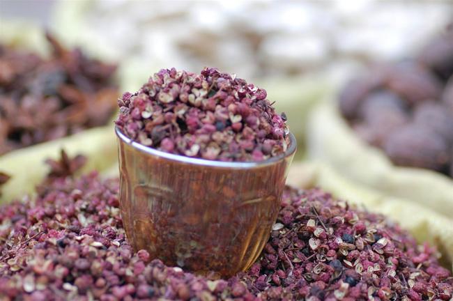 szecsuáni bors