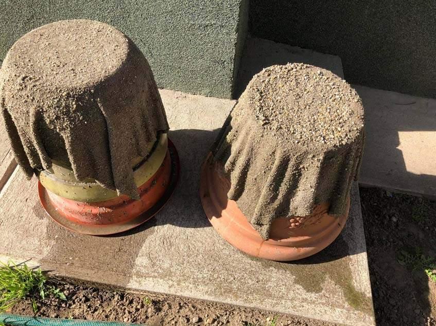 száradó törülköző-kaspók