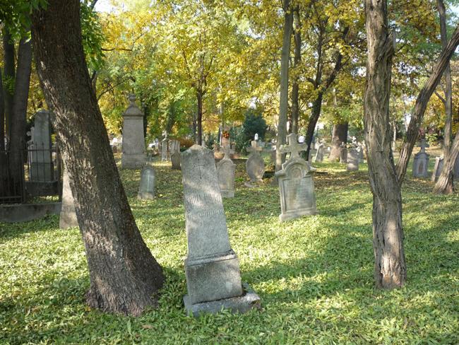 szentendrei görög keleti temető