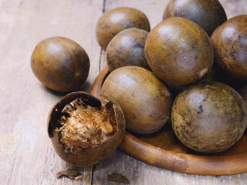 szerzetesek körtéje - szárított gyümölcs