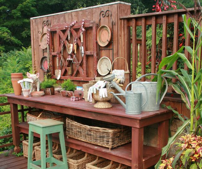 ültetőasztal